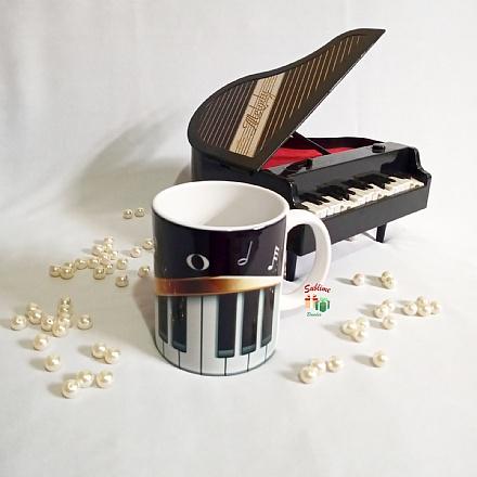 Caneca de Polímero tema musical