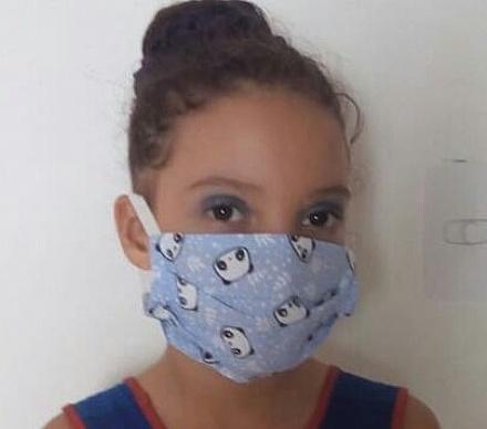 Máscaras infantil