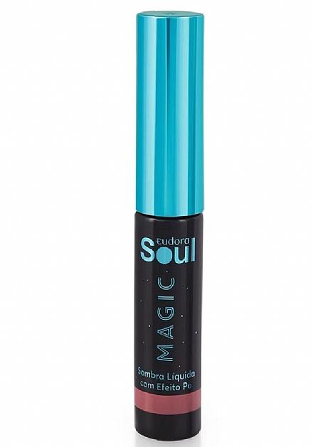 Eudora Soul Sombra Liquida Vermelha,2,5ml