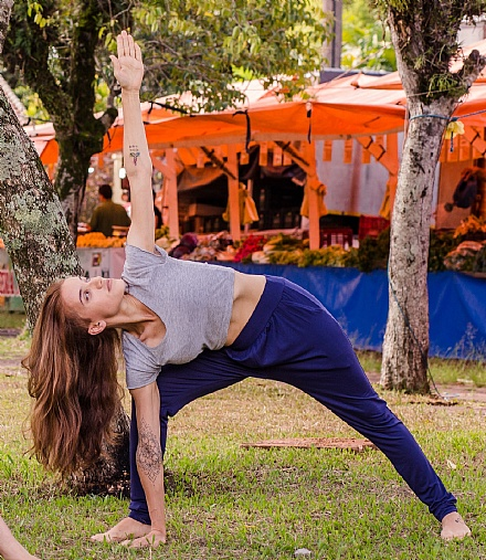 Calça Yoga Feminina