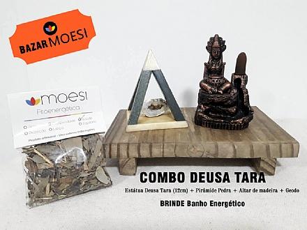 COMBO DEUSA TARA