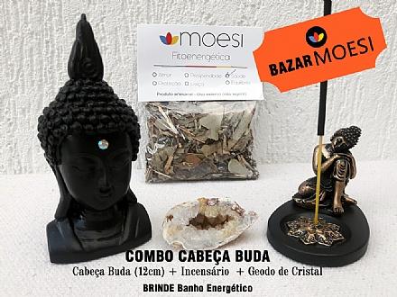 COMBO CABEÇA BUDA TIBETANO
