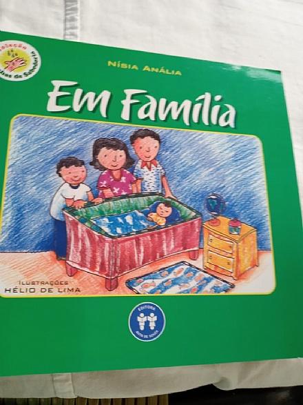 Livro: Em Família