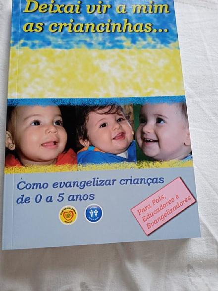 Livro: Deixai Vir a Mim as Criancinhas