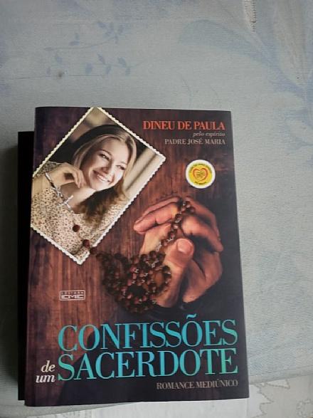 Livro: Confissões de um Sacerdote