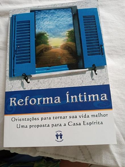 Livro: Reforma Íntima