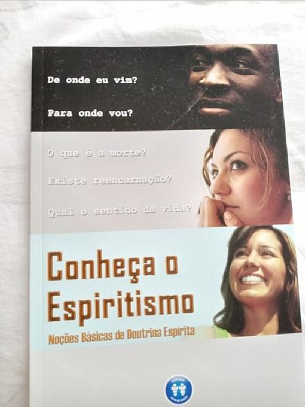 Livro: Conheça o Espiritismo