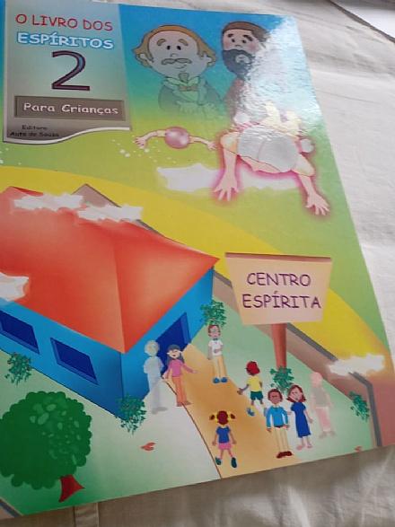 Livro: O Livro dos Espíritos 2 - Para Crianças