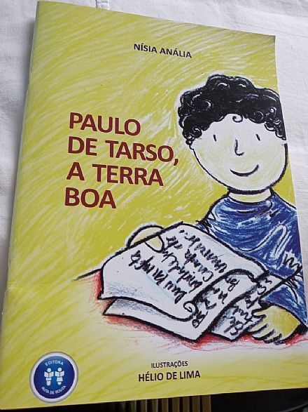Livro: Paulo de Tarso, a terra boa