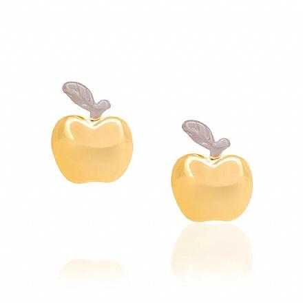 Brinco infantil maçãs
