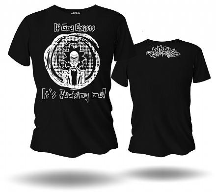 Camiseta Unissex Rick and Morty - Pandemic