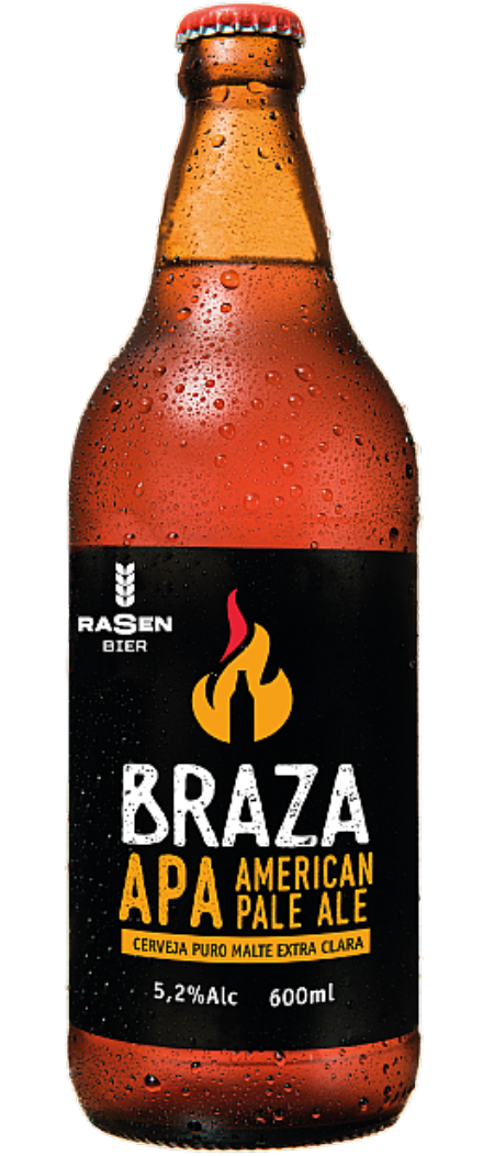Cerveja Apa Braza American Pale Ale