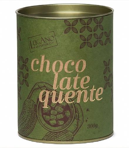 Chocolate Quente Lugano Experiences em Pó