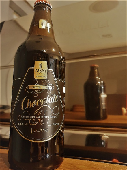 Cerveja Stout Chocolate