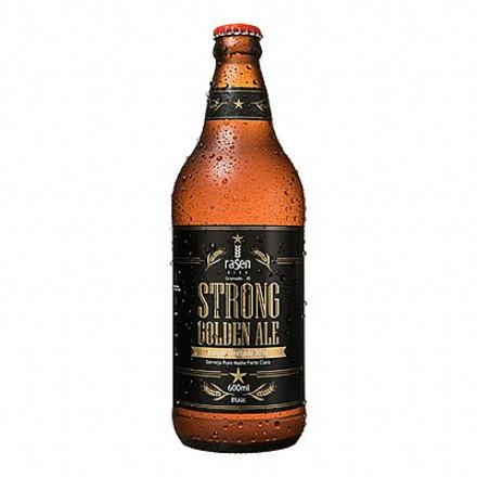 Cerveja Strong Golden Ale