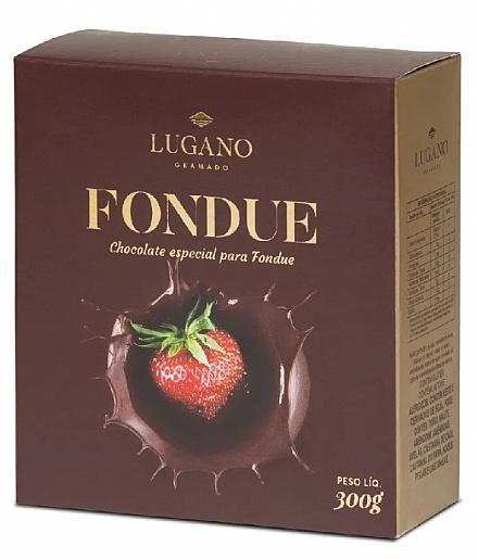 Mistura para Fondue de Chocolate ao Leite Lugano