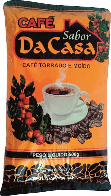 Café Sabor da casa 500g