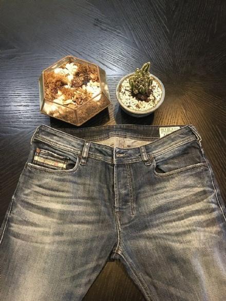 Calça jeans diesel - TAM 40