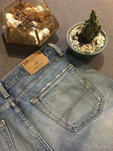 Calça jeans Hollister - TAM 40
