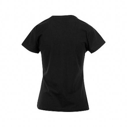Camiseta Feminina Namaste Baby look Gola V