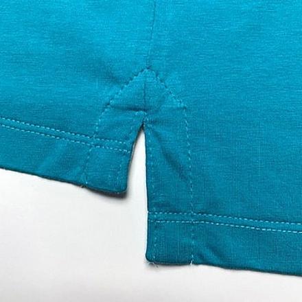 Camiseta Masculina Tente Ser Feliz - Gola Canoa