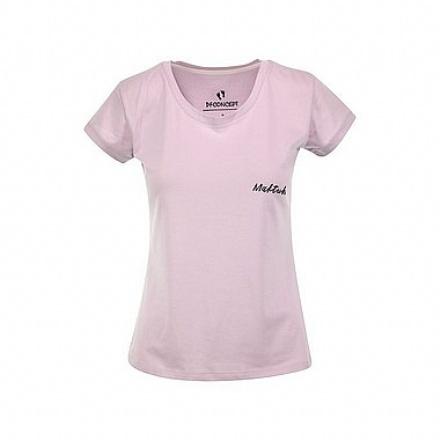 Camiseta Babylook Feminina Maktub  Gola Canoa