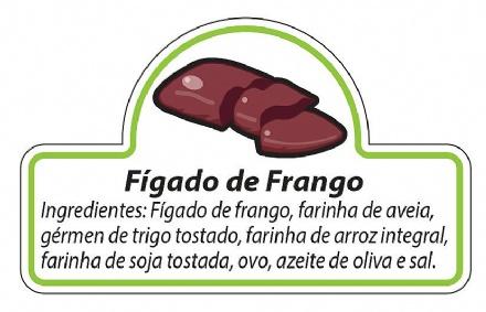 Biscoito Fígado de Galinha (150gr)