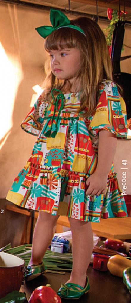 Vestido Cozinhadinha