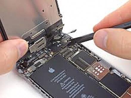 Reparo em placa de iPhone 6