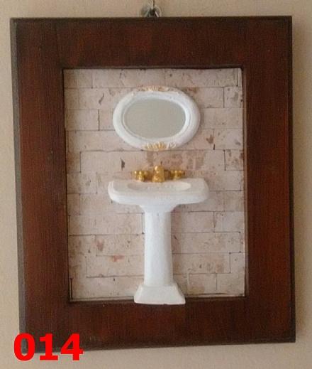 Quadrinhos para banheiros/lavabos Cat.I