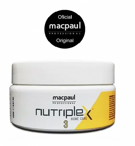 Mascara Nutriplex 250g